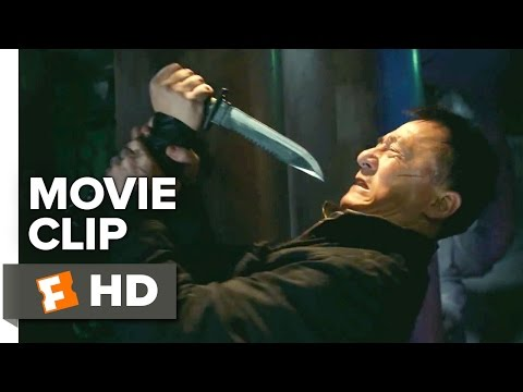 Police Story: Lockdown Movie CLIP - Knife Fight at Wu Bar (2015) - Jackie Chan Action Movie HD streaming vf
