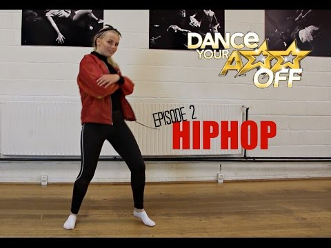 Louise Madsen danser HipHop - DANCE OFF - EP. 2