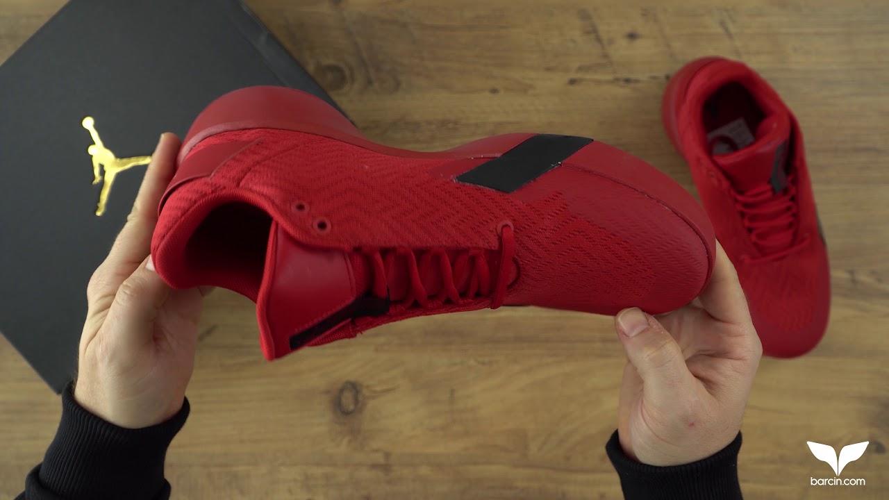 8f3fcc5b6 Nike Jordan Ultra Fly 3 Low Erkek Spor Ayakkabı Unboxing Video - YouTube