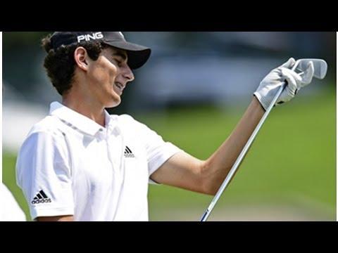 Golf: Joaquín Niemann, el chileno que da la nota en el PGA Tour