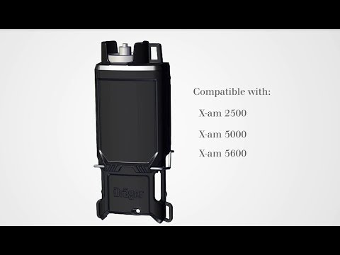 How to connect the X-am® Mark II Pump with the X-am®