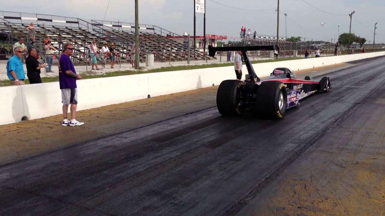 Don Garlits Sr 37 Electric Dragster Slams Into Reverse At Staging Lane