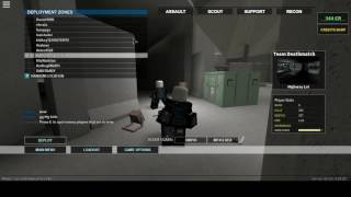 Jouer - ROBLOX : Forces Fantômes! (Stream on 28/11 14:30 GMT)