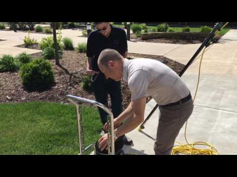 Unger Window Cleaning System