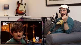 Vocal Coach Reaction - Sonu Nigam MTV Unplugged
