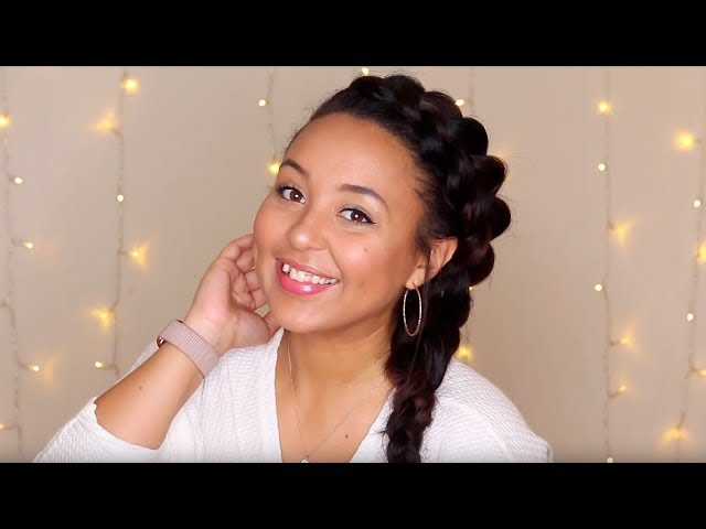 Aveda How-To | Bohemian Braid Tutorial with Page Danielle