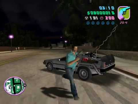 Grand Theft Auto: Back in Time
