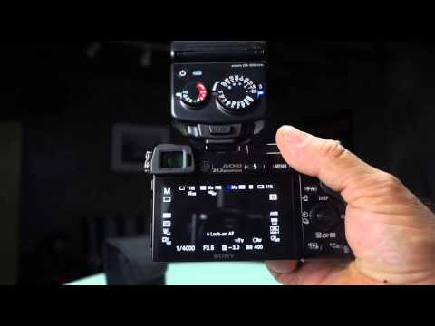 Nissin I40 Love Mini Compact Flash Reviewed On The Sony A6000 A6300 HSS