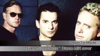 """Everything counts"" DEPECHE MODE Dance Mix COVER"