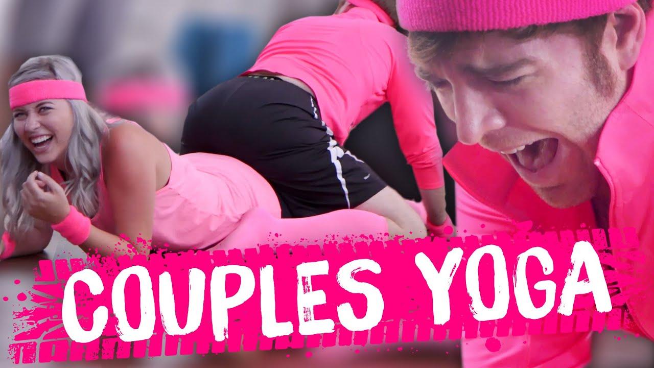 Couples Yoga w/ SHANE DAWSON (Beauty Trippin)