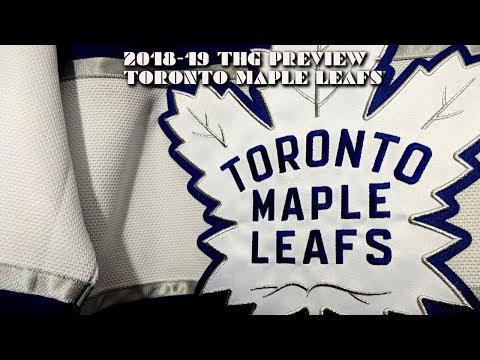 2018-19 Toronto Maple Leafs Season Preview