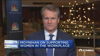 Bank of America CEO Brian Moynihan on U.S. economy
