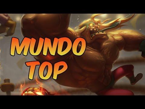 EL MACHO MUNDO TOP - League of Legends