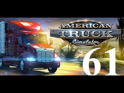 American Truck Simulator #61 (Port Authority)