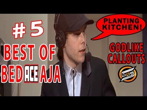 GODLIKE Callouts By Serenity17! (Best of Bedaceaja) - Rainbow Six Siege w/ Serenity17 & TheGodlyNoob