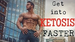 Keto Diet Tip: 4 Easy Tricks to Get Into Ketosis Faster- Thomas DeLauer