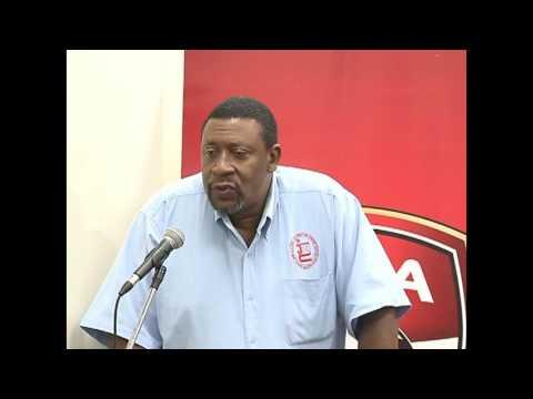 TTFA President announces Latapy as Under 17 Head Coach