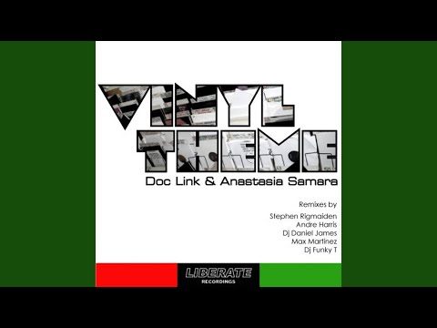 Vinyl Theme (Max Martinez Afrotech Mix)