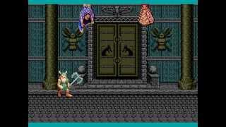 [Full GamePlay] Golden Axe [Sega Megadrive/Genesis]