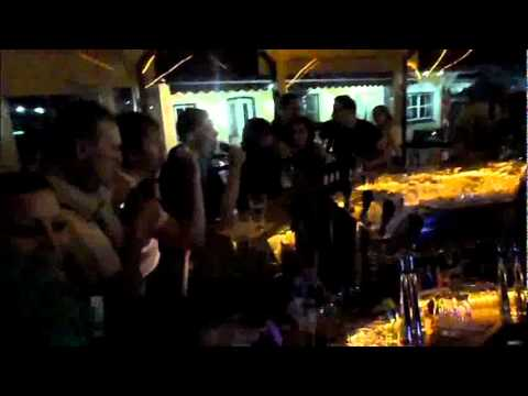 Karaoke Schirmbar Fischerwirt St Gilgen