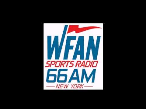 Radio WNBC 66 Signs Off  -  WFAN 66 Signs On October 7, 1988