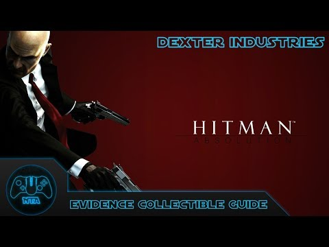 Hitman Absolution - Dexter Industries - Evidence Collectible Guide