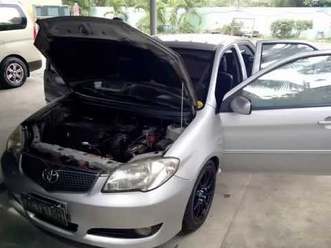 TOYOTA VIOS 1.5G FULL DETAILING  By:Jetz Carwash and Steam Auto Detailing