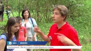 Environnement : fête de la nature à Saint-Quentin-en-Yvelines
