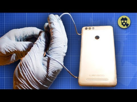 🔥 Applying silver to your smartphone. Chemical method of applying silver.
