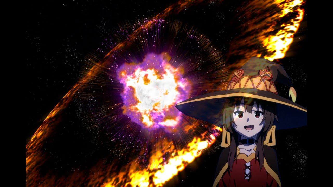 Konosuba Explosion Youtube