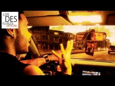 Los Desiguales - Jangueando - (OFFICIAL VIDEO)