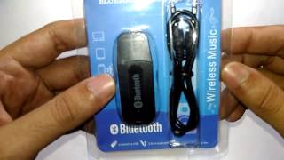 iE#14 Unboxing & testing generic Bluetooth Audio Receiver