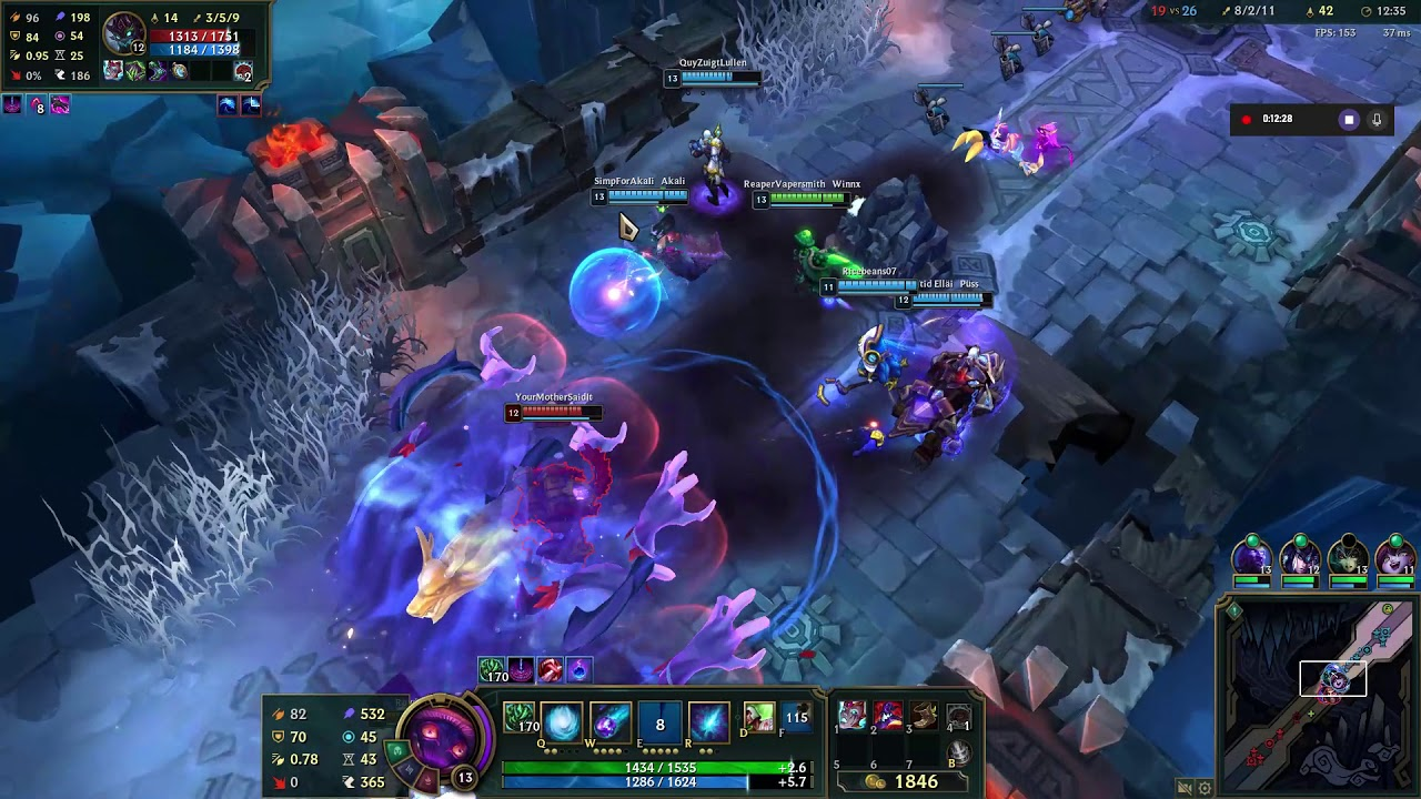 League Of Legends A Surprisingly Close Veigar Vs Miss Fortune Game In Aram Limit Testing Items Youtube Counters include who veigar adc is strong or weak against. youtube