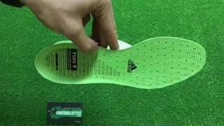 Обзор стельки для бутс Adidas.
