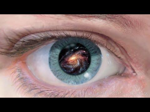 infinite zoom: the inner universe