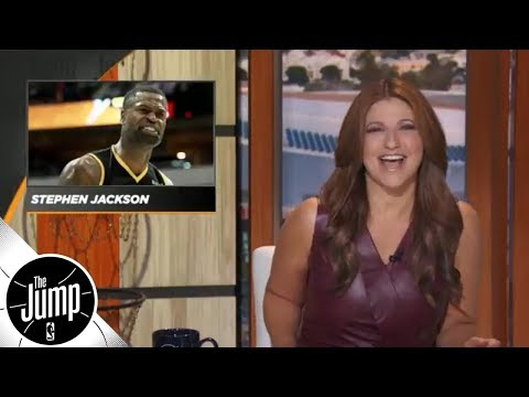Rachel Nichols on social media drama feat. Butler, Wiggins, Stephen Jackson, more  The Jump  ESPN