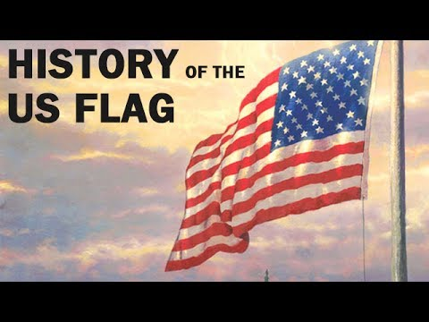 History & Evolution of the American Flag | Documentary | 196