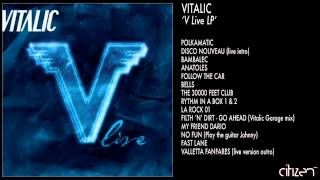 Vitalic - The 30000 Feet Club