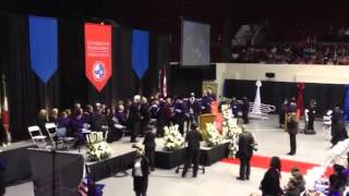 Harry Receiving his Juris Doctor Degree(, 2012-05-11T22:37:36.000Z)