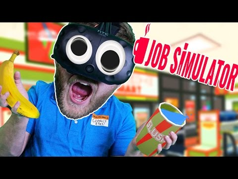 LETS GET A PROMOTION! l Job Simulator Mixed Reality