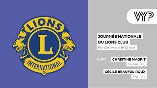VYP – Spécial journée nationale du Lions club