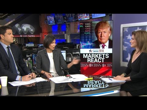 Global markets plummet due to Trump