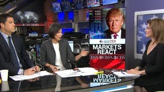 Global markets plummet due to Trump's uncertain economic policy