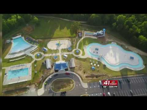 Sandy Beach Water Park Renovations