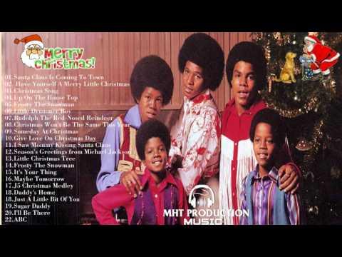 The Jackson 5 merry christmas Greatest Hits || Best Songs The Jackson 5 (New Christmas 2018 )