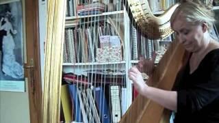 Cesare Sebastiani, Fenesta Ca Lucive - Emanuela Degli Esposti, harp