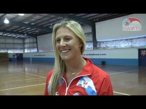 Your 2014 NSW Swifts: Brooke Miller