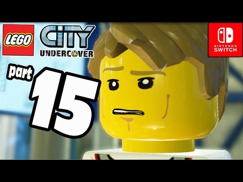 Lego City Undercover Part 15 Apollo Island Space Station (Nintendo Switch) co-op Gameplay