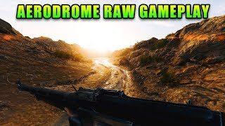 Aerodrome Raw Gameplay - Battlefield 5 First Look