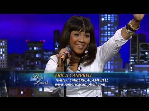 Erica Campbell - A Little More Jesus HD Version